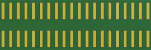0714362164 Faux Chip Back